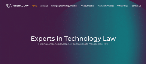 Orbital Law - Experts in Technology Law